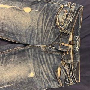 Victoria Secret Jeans!!